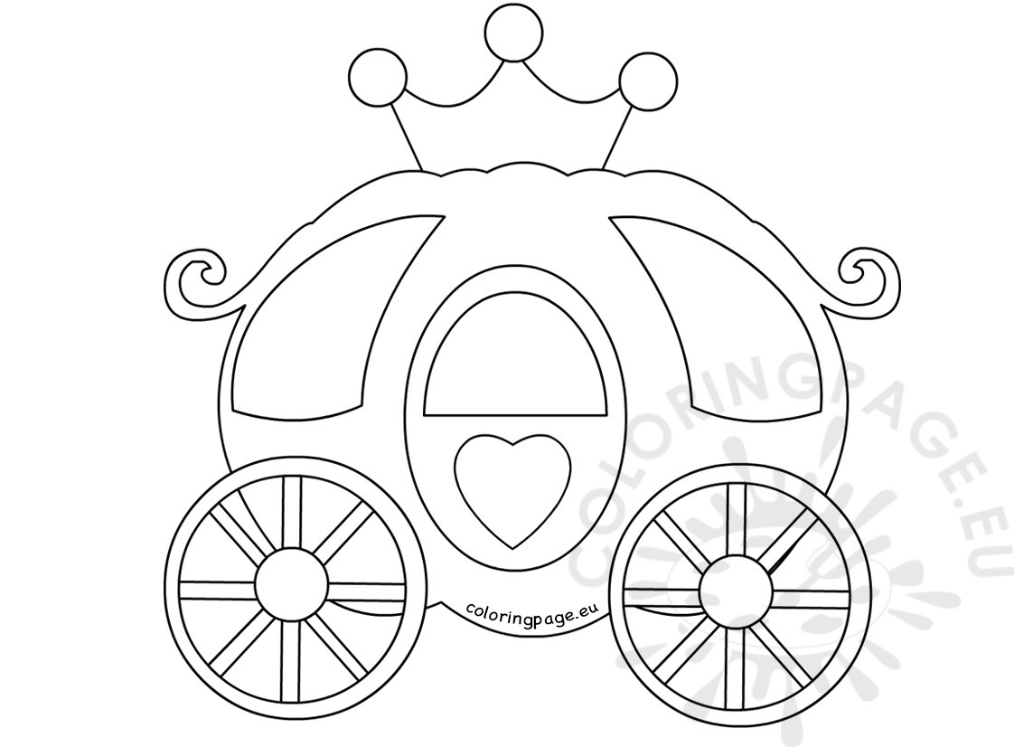 carriage coloring pages funny and captivating cute baby carriage coloring page pages carriage coloring