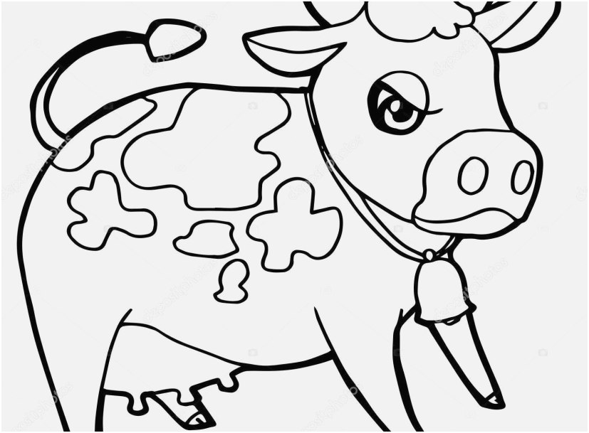 cartoon cow coloring pages an indian farmer milking cow coloring pages color luna pages cartoon cow coloring