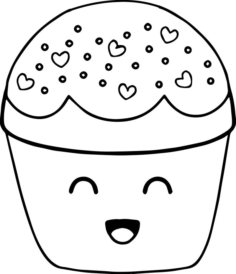cartoon cupcake coloring pages birthday cupcake coloring pages free printable birthday cupcake coloring cartoon pages