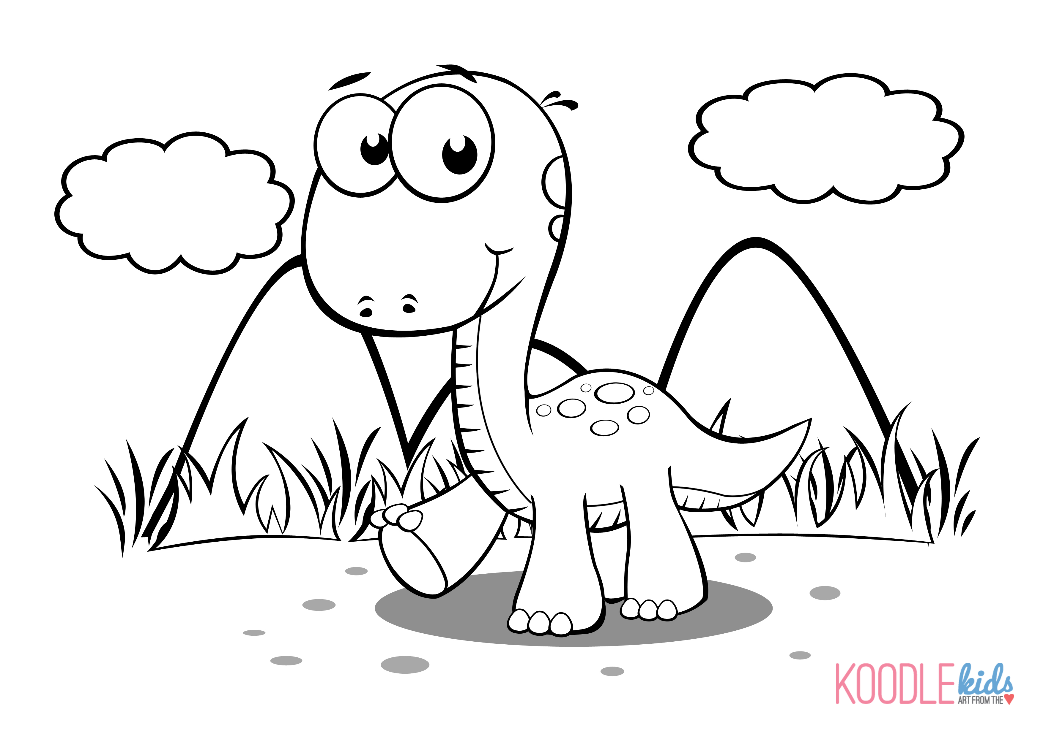 cartoon dinosaur coloring pictures baby dinosaur coloring pages to download and print for free dinosaur cartoon coloring pictures