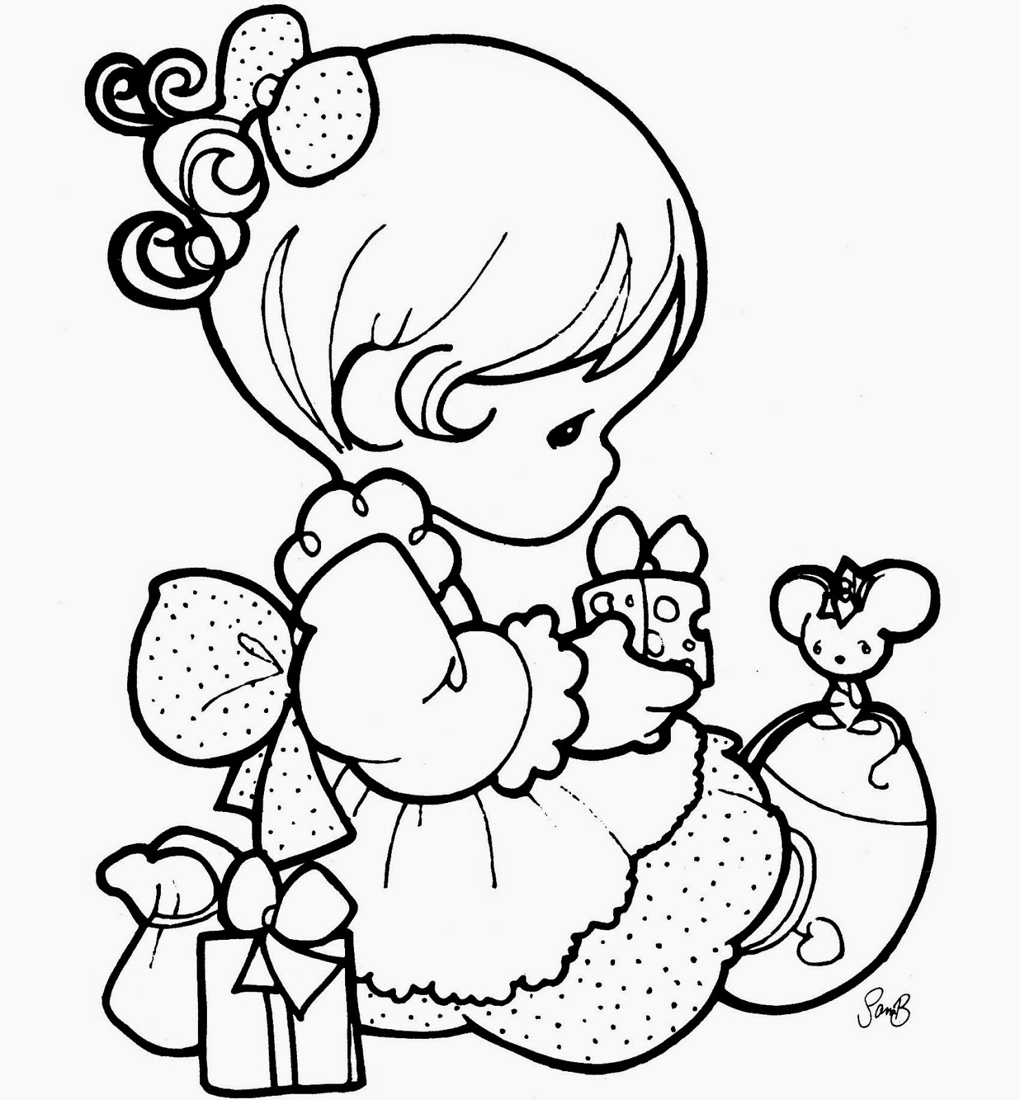 cartoon girls coloring pages colours drawing wallpaper beautiful precious moments girl girls coloring pages cartoon