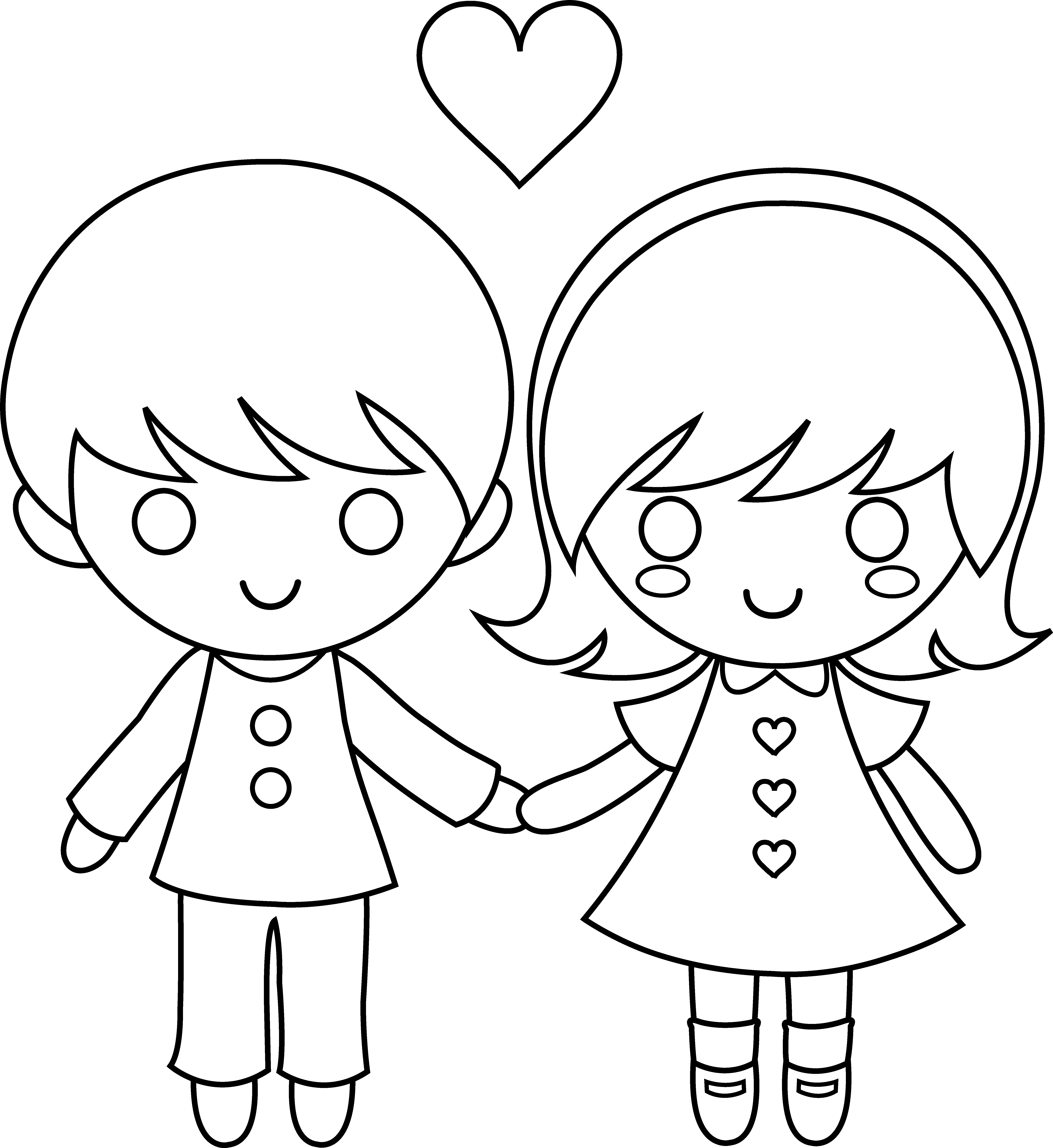 cartoon girls coloring pages cute little girls coloring pages coloring home cartoon coloring girls pages
