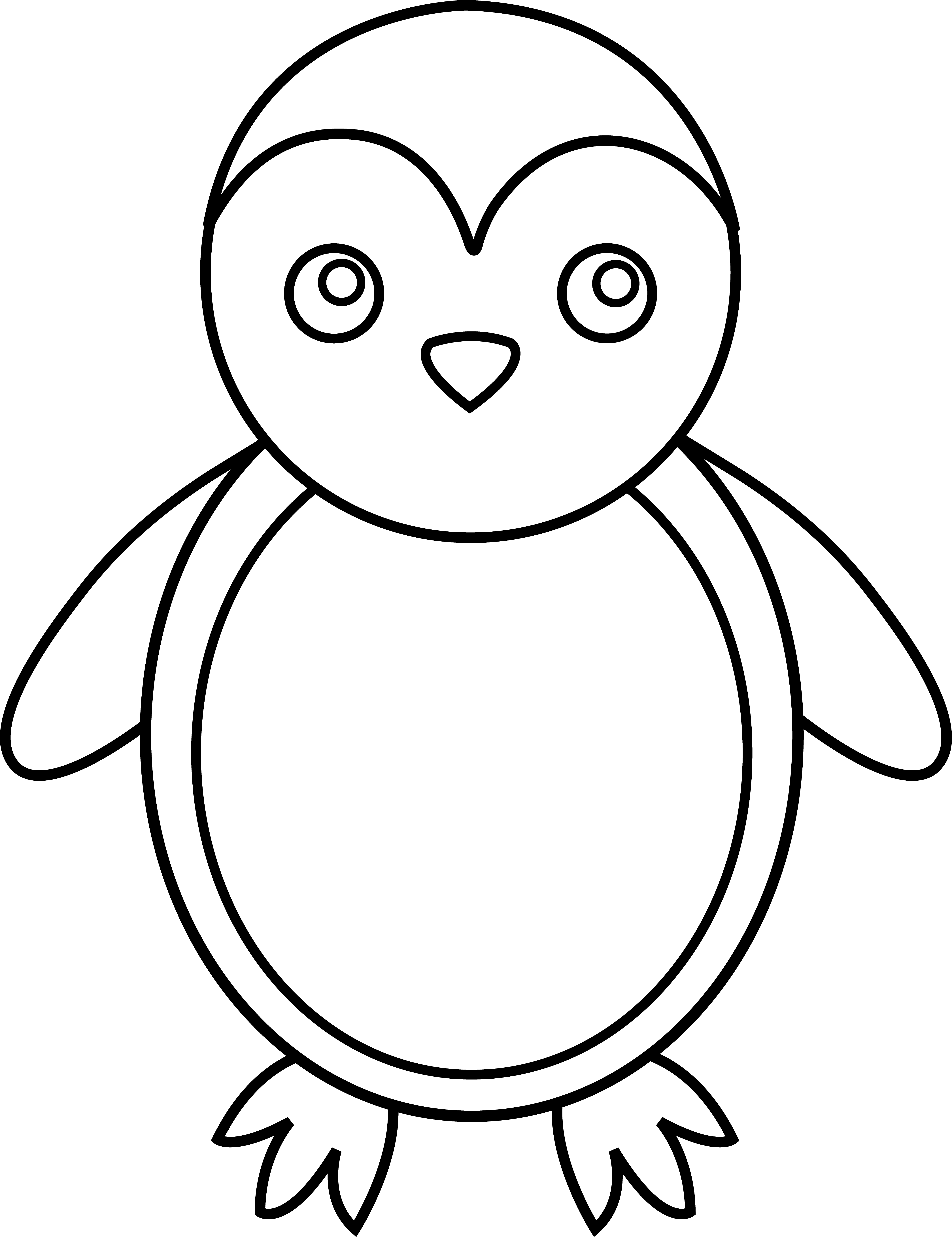 cartoon penguin coloring pages penguin coloring pages getcoloringpagescom cartoon penguin pages coloring