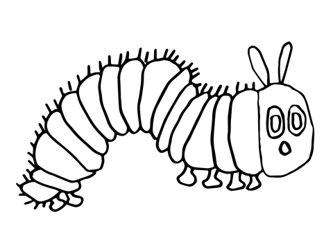 caterpillar coloring pages free free caterpillar coloring pages download and print coloring caterpillar pages free