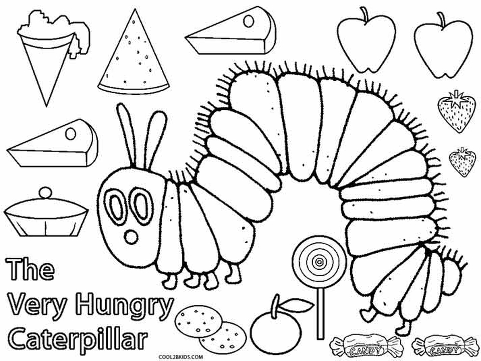 caterpillar coloring pages free printable caterpillar coloring pages for kids free pages caterpillar coloring