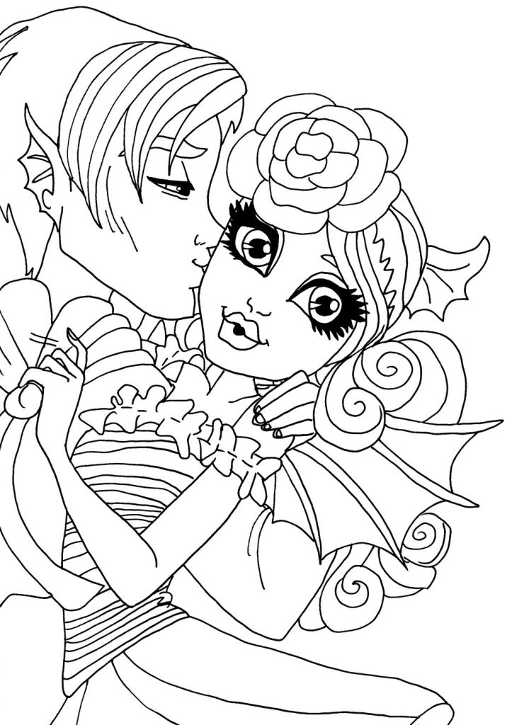 catty noir coloring pages catty noir coloring pages at getcoloringscom free coloring catty noir pages