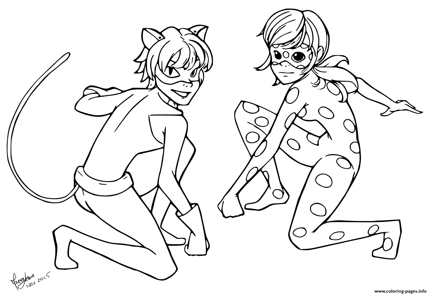 catty noir coloring pages miraculous tales of ladybug cat noir coloring pages catty noir pages coloring