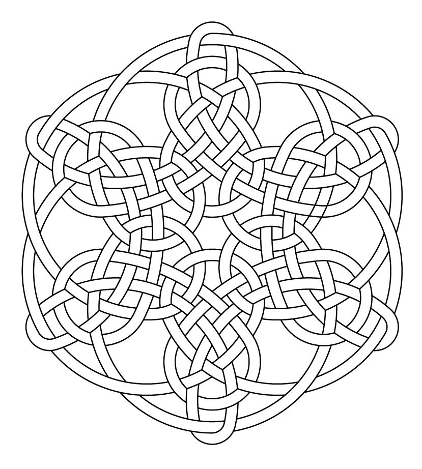 celtic designs coloring pages celtic knot work hexagonal by peter mulkers celtic quilt coloring designs celtic pages