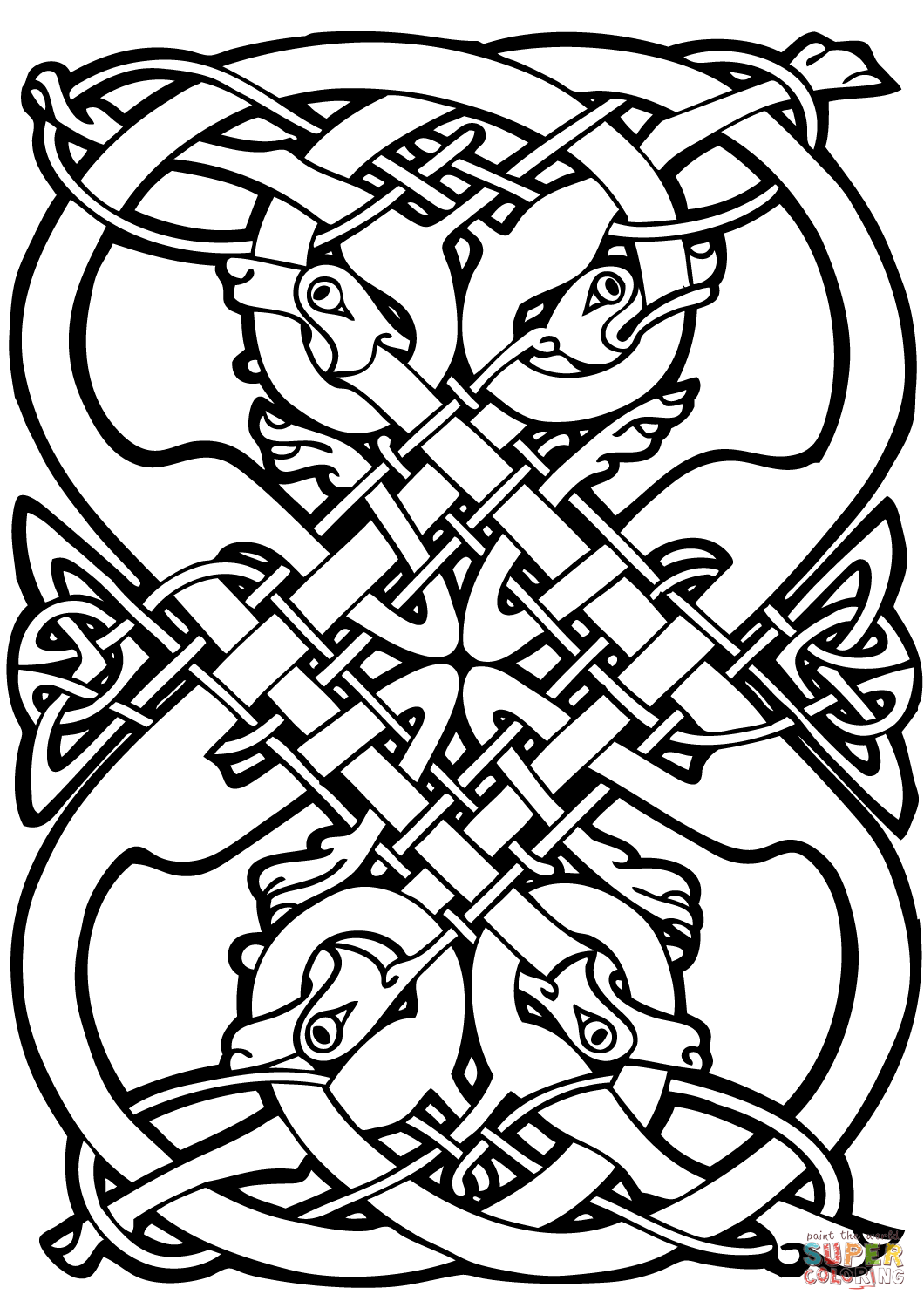 celtic designs coloring pages design coloring pages free download on clipartmag celtic designs coloring pages