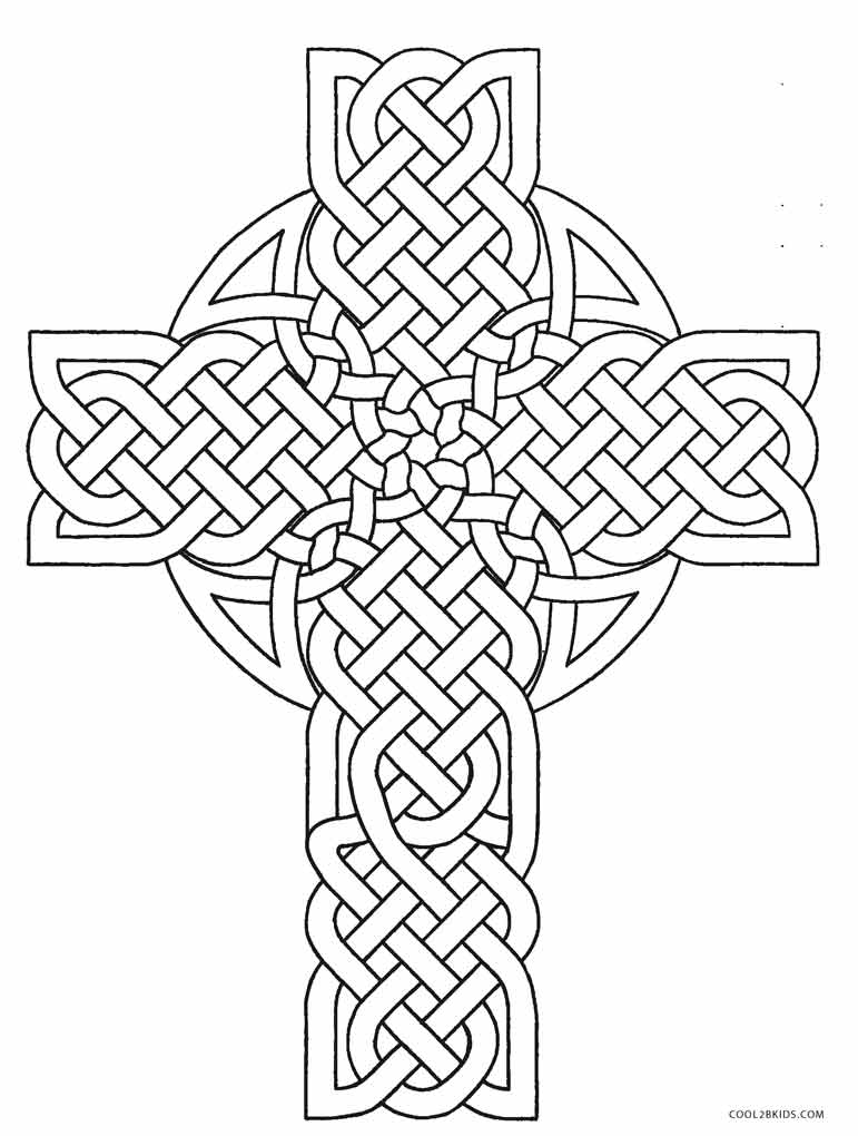 celtic designs coloring pages free printable cross coloring pages for kids pages designs celtic coloring