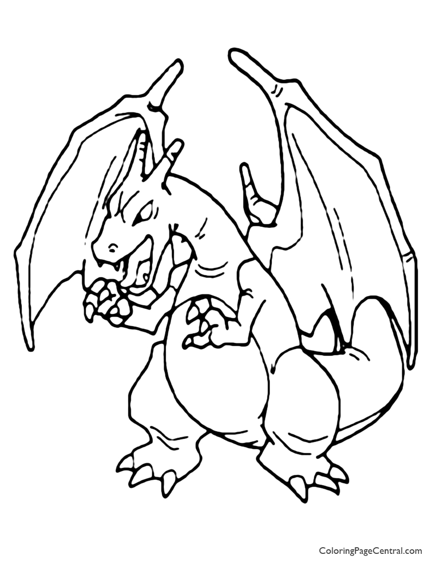 charizard coloring pages to print 006 charizard pokemon coloring pages printable for kids to charizard print pages coloring