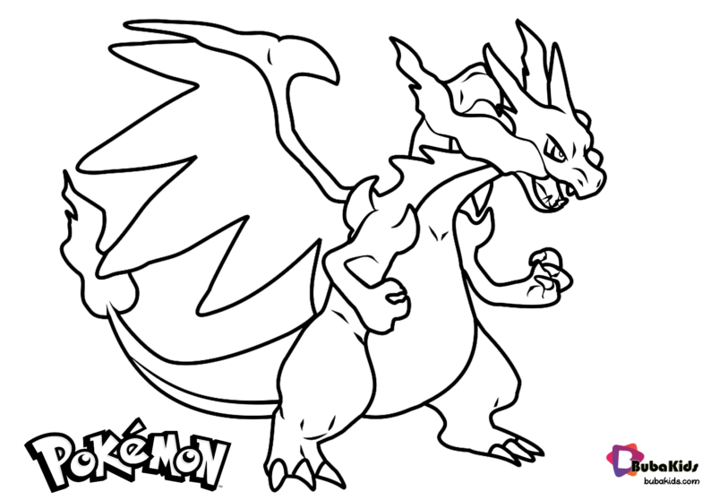 charizard coloring pages to print charizard coloring pages idea whitesbelfast print to pages coloring charizard
