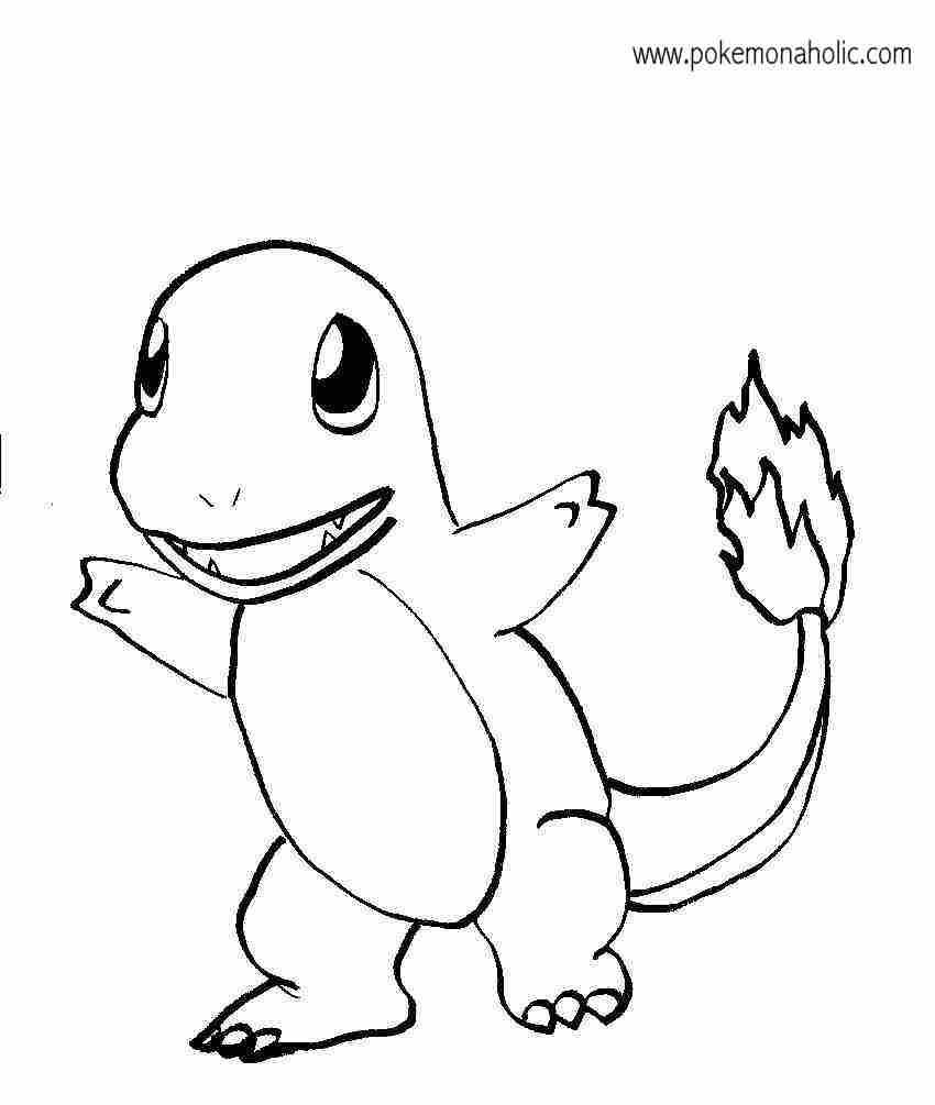 charmander colouring pages 004 charmander lineart by naarael on deviantart charmander colouring pages