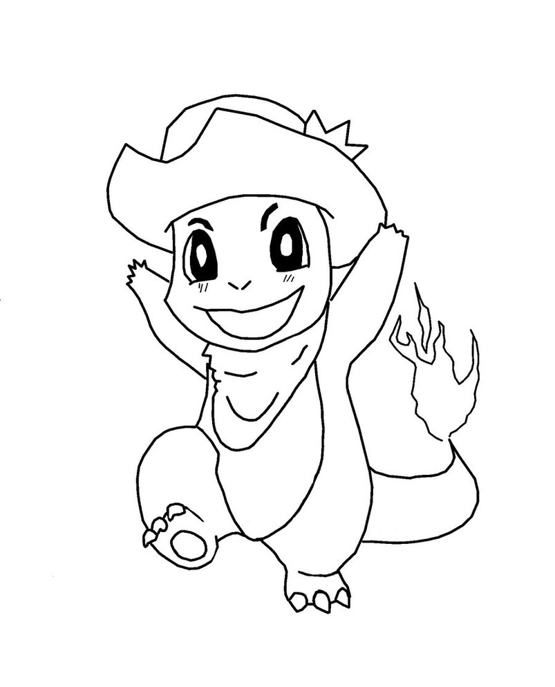 charmander colouring pages charmander coloring page at getcoloringscom free colouring pages charmander
