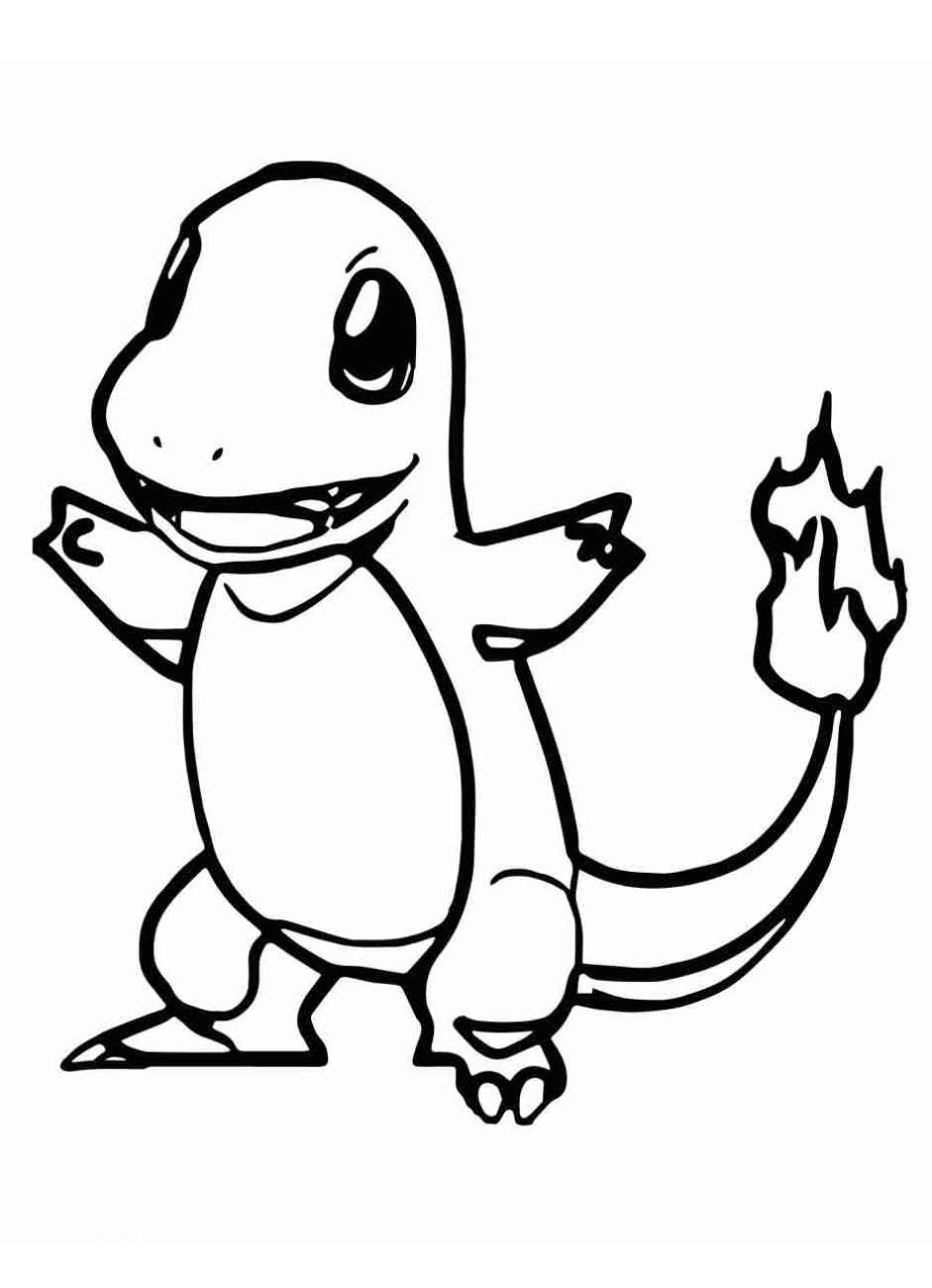charmander colouring pages charmander coloring pages to download and print for free charmander colouring pages