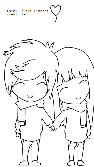 chibi couple coloring pages chibis free chibi coloring pages yampuff39s stuff coloring couple chibi pages