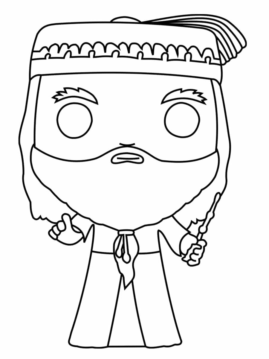 chibi harry potter coloring pages coloriage harry potter harrypotter harry potter pop coloring potter chibi harry pages