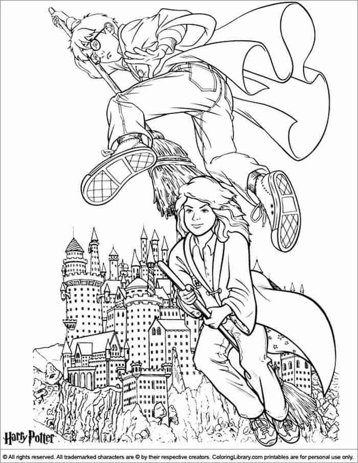 chibi harry potter coloring pages harry potter coloring pages chibi coloring harry potter pages