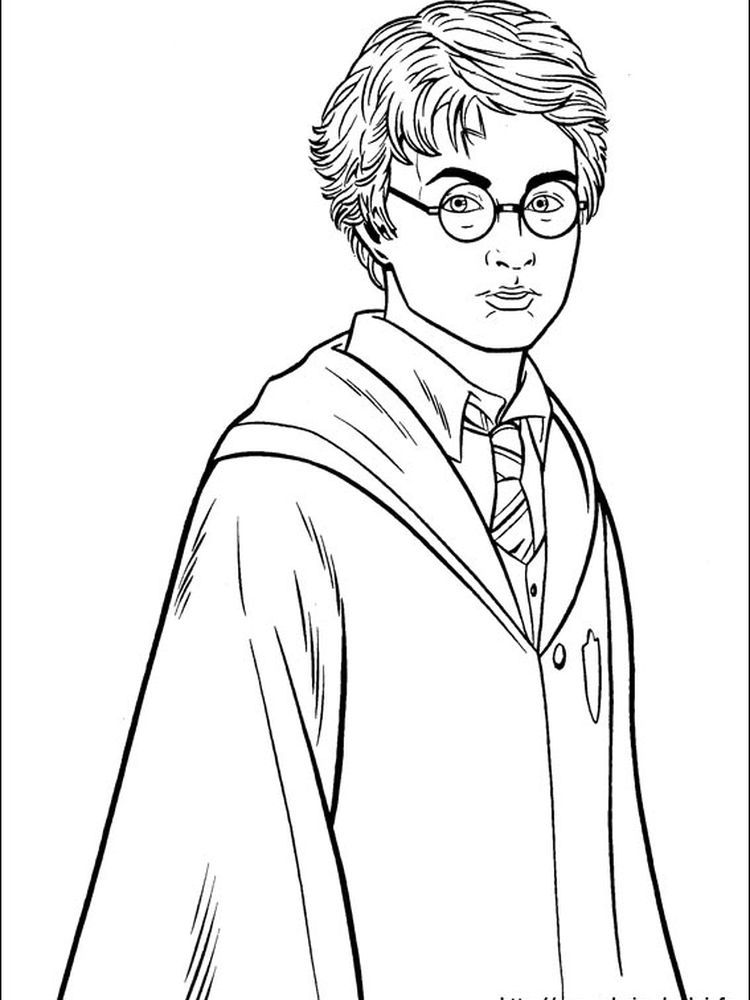 chibi harry potter coloring pages harry potter coloring pages printable free coloring chibi potter harry coloring pages