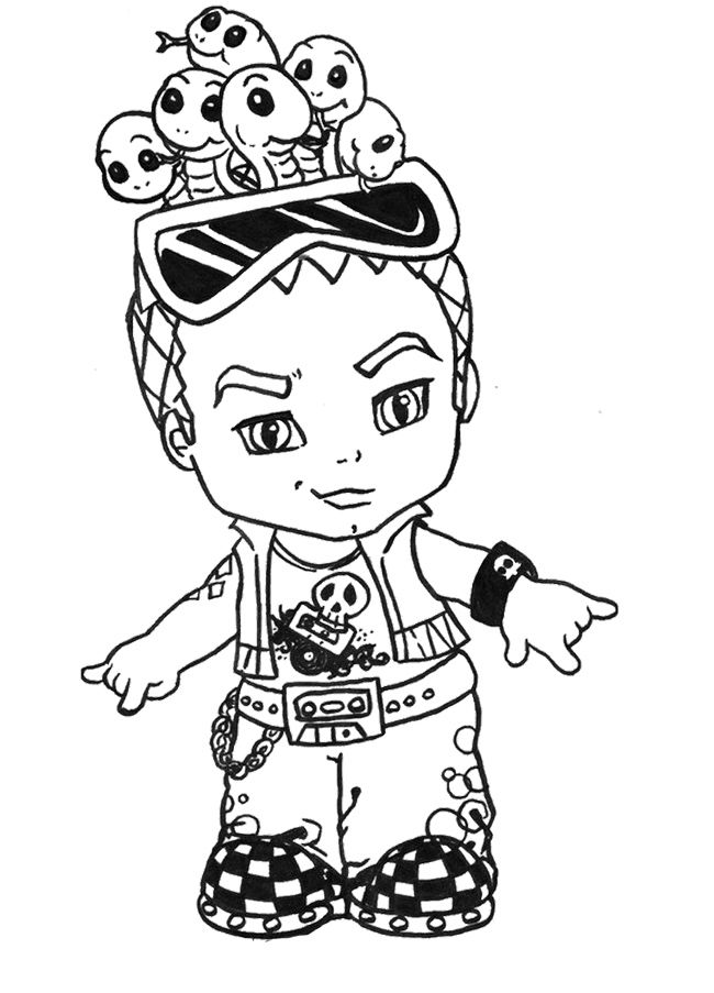 chibi harry potter coloring pages the 680 best images about anime on pinterest harry potter chibi coloring pages harry