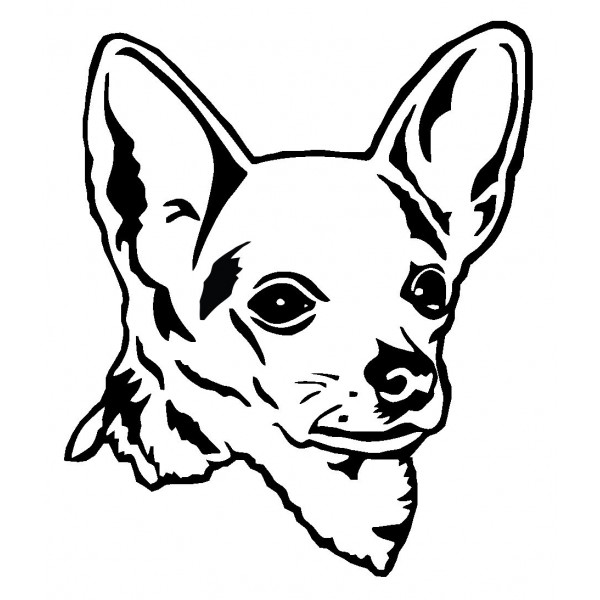 chihuahua outline google image result for httpwwwnaturalrockdesignscom outline chihuahua