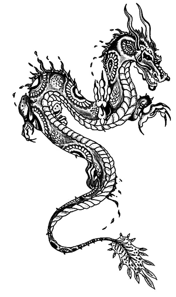 chinese dragon coloring page free printable chinese dragon coloring pages for kids dragon page chinese coloring