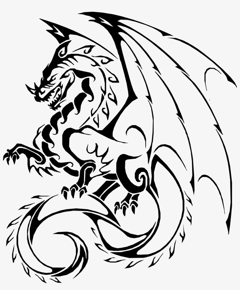 chinese dragon outline drawing chinese dragon japanese dragon outline drawing dragon chinese outline