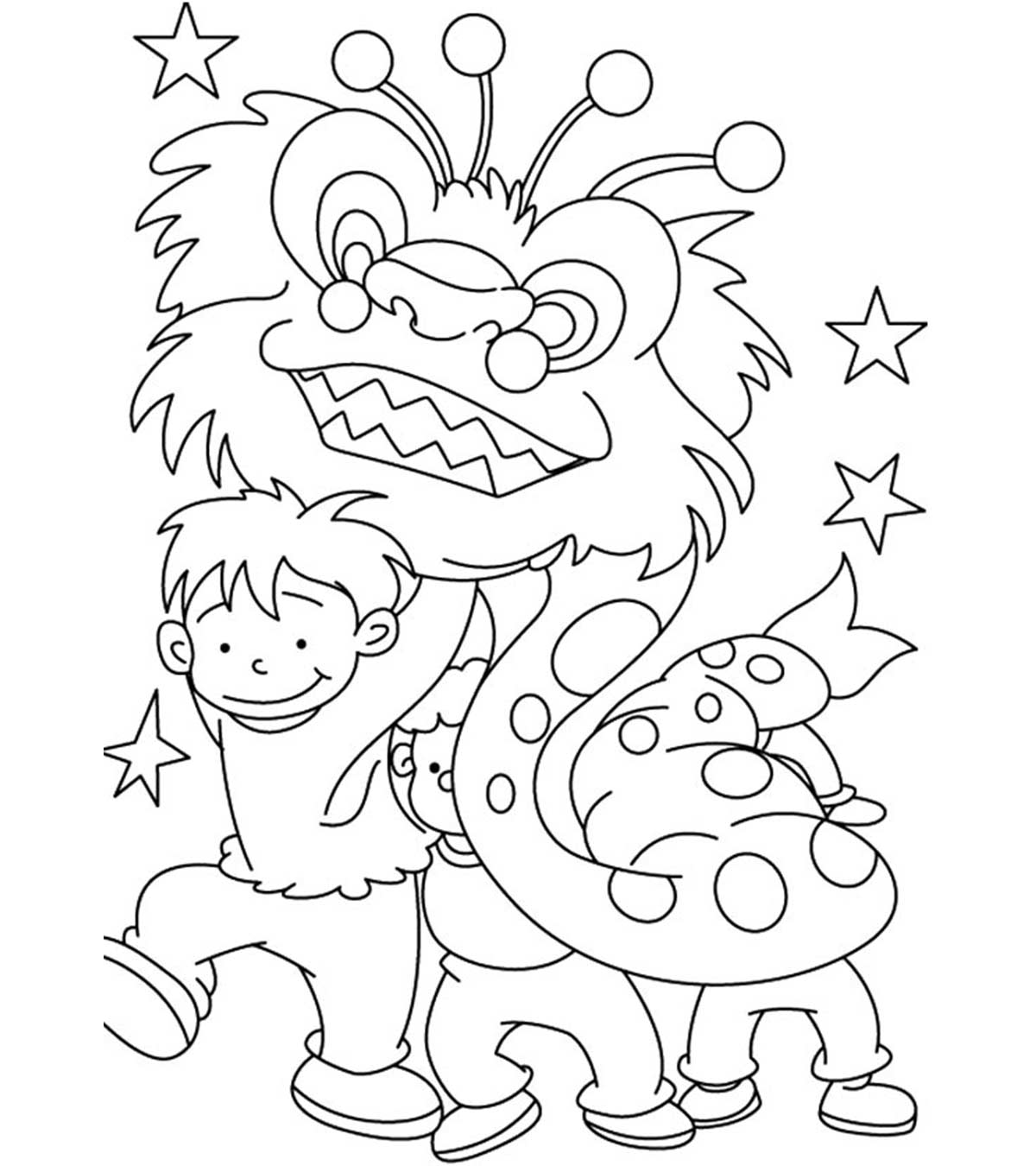 chinese new year coloring pages 2020 chinese new year 2020 coloring pages and activities year coloring pages chinese year 2020 new