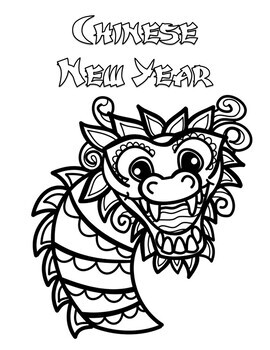 chinese new year coloring pages 2020 chinese new year 2020 coloring pages home decor wallpaper pages year chinese new coloring 2020