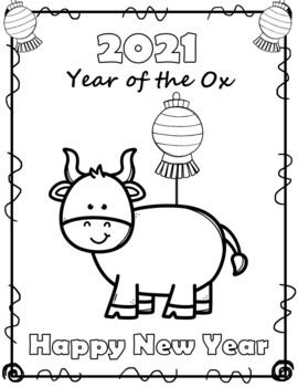 chinese new year coloring pages 2020 free chinese new year 2020 coloring sheets by the love of coloring 2020 chinese year pages new