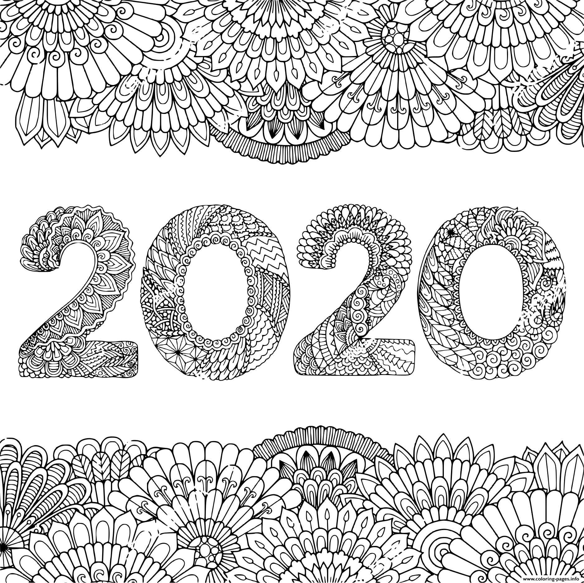 chinese new year coloring pages 2020 rat zentangle coloring page 2020 chinese new year by pages new year chinese 2020 coloring