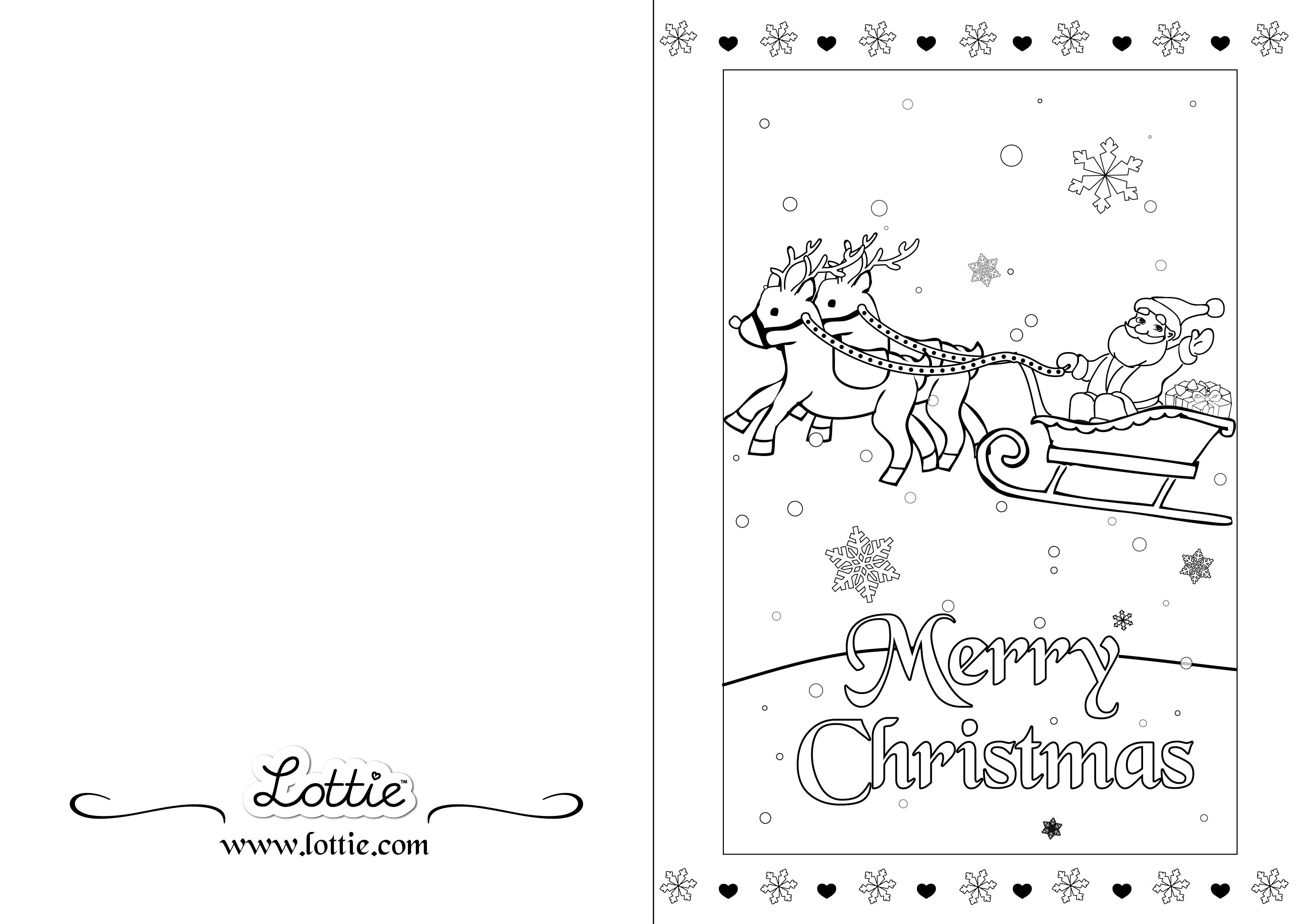 christmas cards printable to color craftsactvities and worksheets for preschooltoddler and christmas to cards printable color