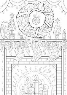 christmas colouring pages for older kids christmas free to color for children christmas kids colouring kids christmas older pages for