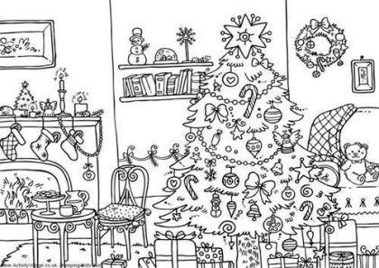christmas colouring pages for older kids coloring pages merry christmas gtgt disney coloring pages colouring christmas for kids older pages