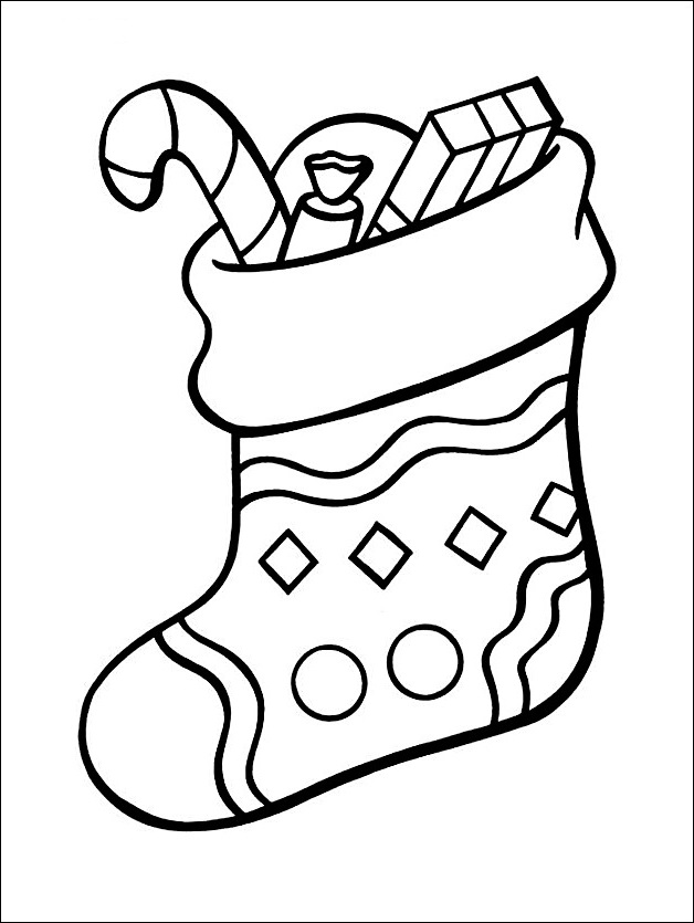 christmas stocking coloring pages hanging christmas stockings in fornt of chimney coloring coloring stocking pages christmas