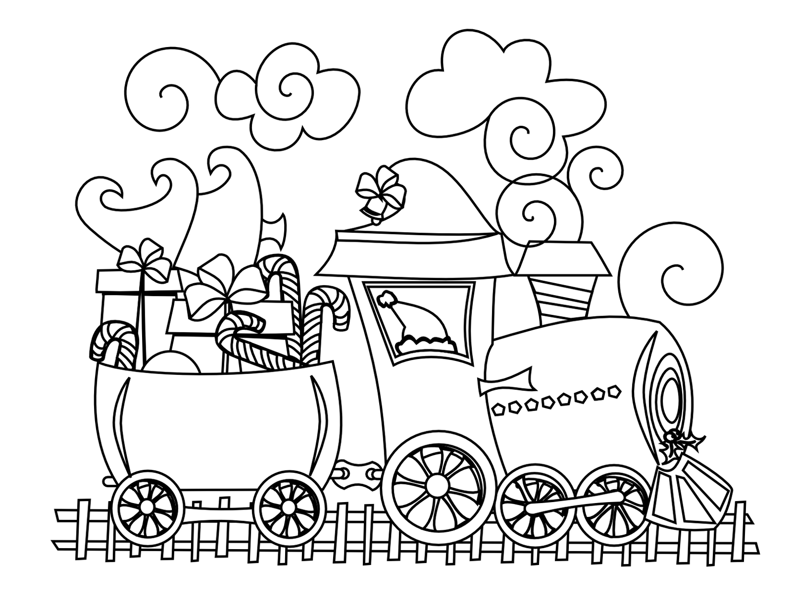 christmas train coloring pages the cheapest way to earn your free ticket to coloring coloring christmas pages train