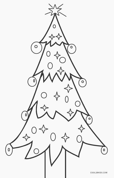 christmas tree to color christmas trees and bells coloring pages to print kids christmas tree color to