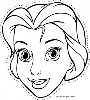cinderella face coloring pages cinderella coloring pages getcoloringpagescom cinderella coloring face pages