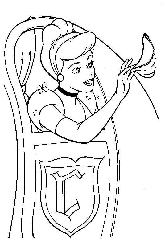 cinderella face coloring pages free free printable cinderella coloring pages download pages cinderella coloring face