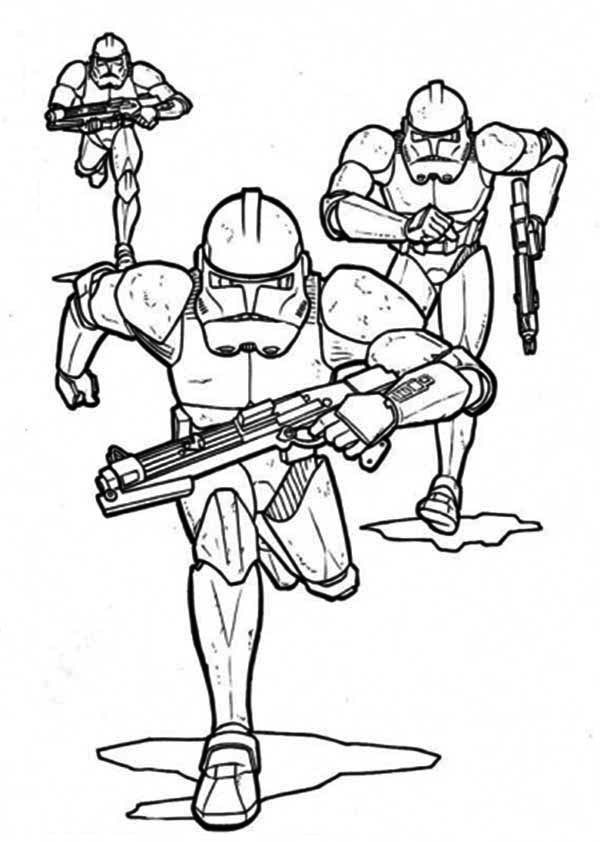 clone wars coloring captain rex from star wars coloring page scribblefun wars coloring clone