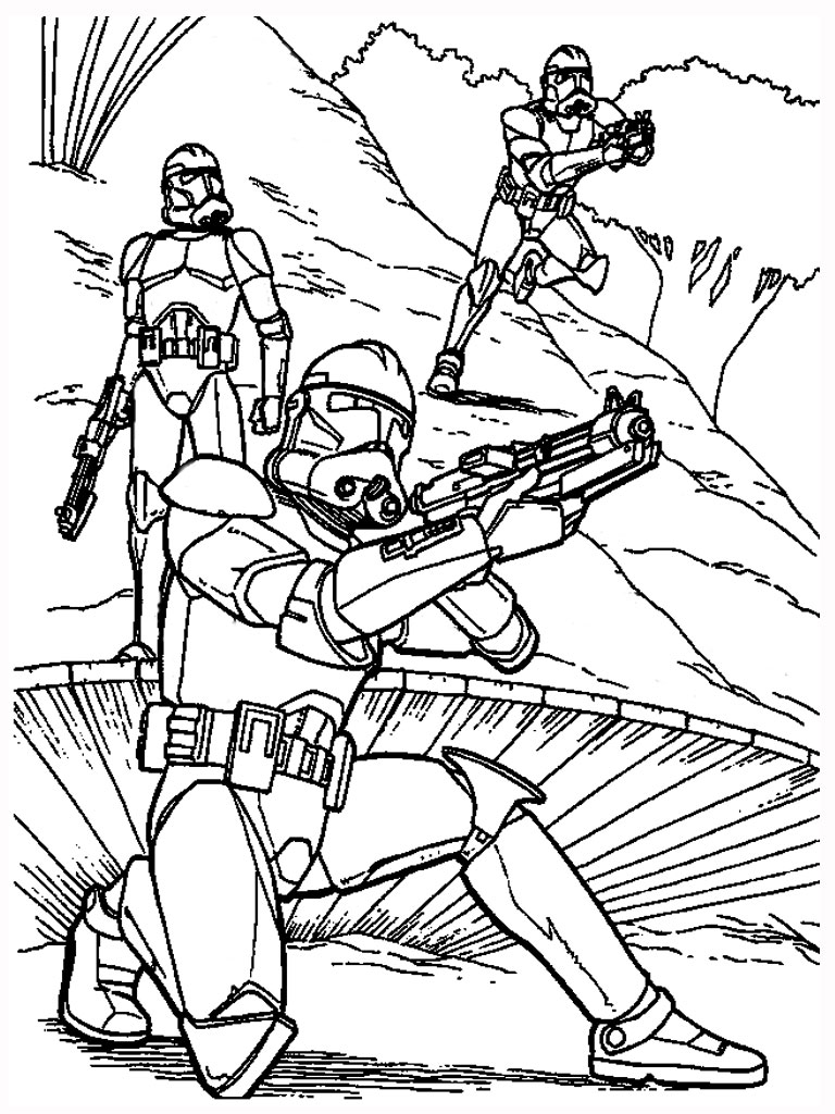 clone wars coloring trooper coloring page coloring home wars coloring clone
