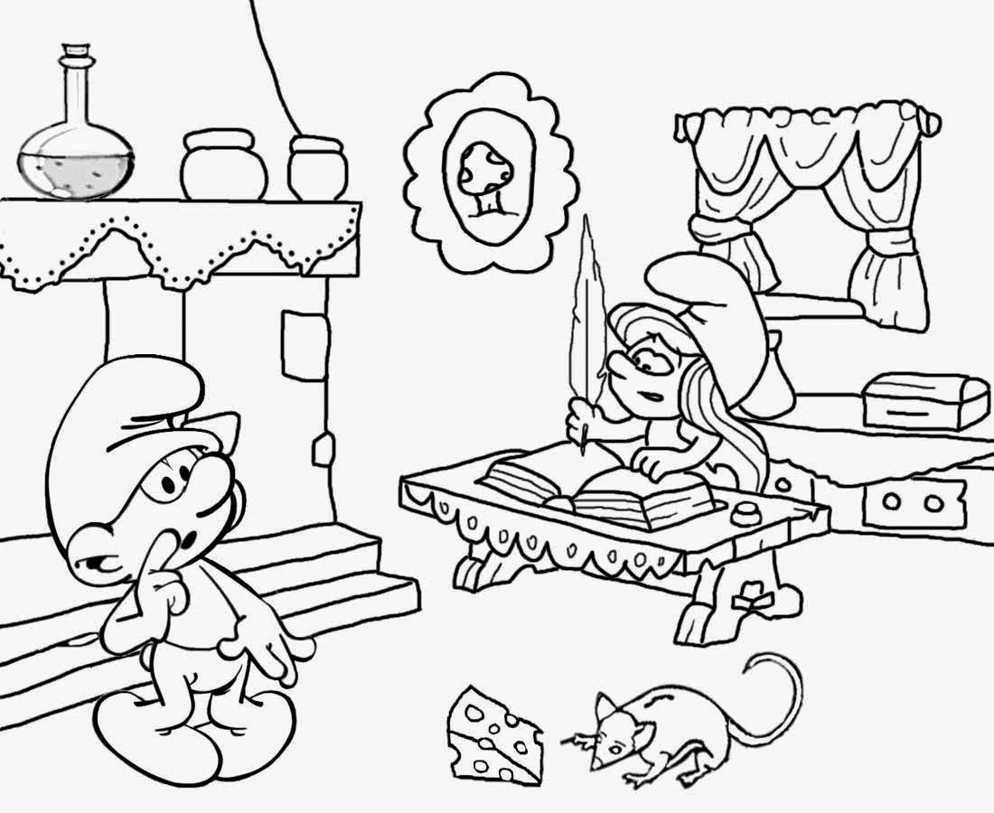 clumsy smurf coloring pages coloring page clumsy smurf clumsy smurf coloring pages