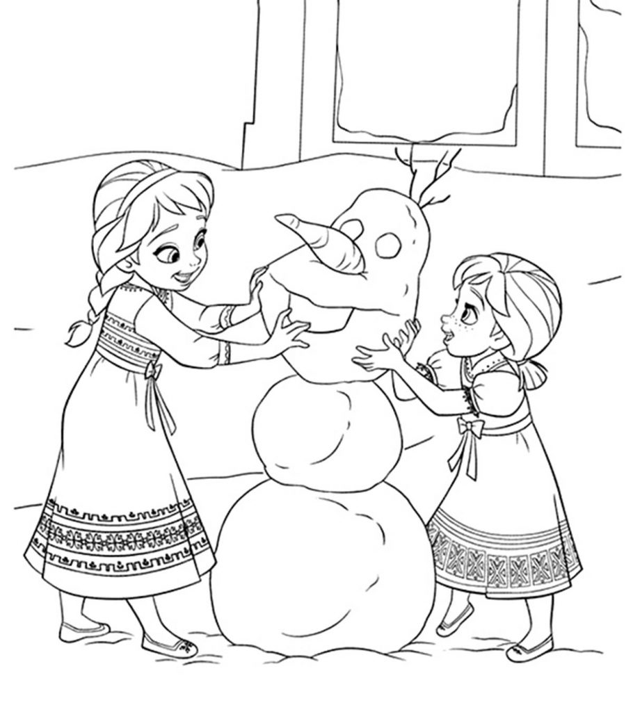 color pages frozen frozen free to color for children frozen kids coloring pages pages frozen color