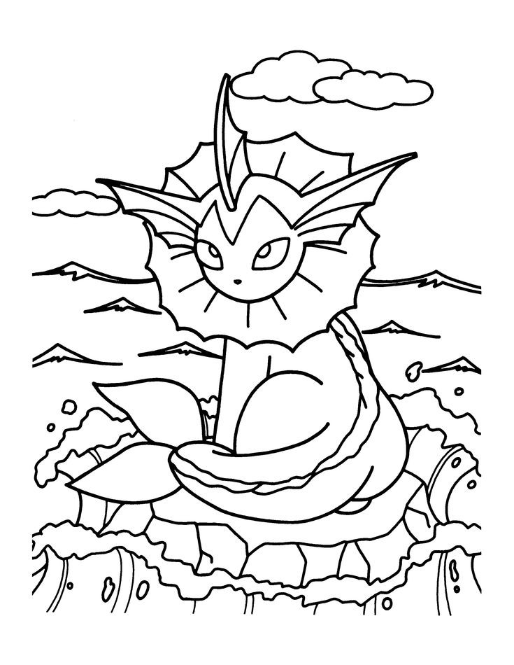 color pokemon cute pokemon coloring pages at getdrawings free download color pokemon