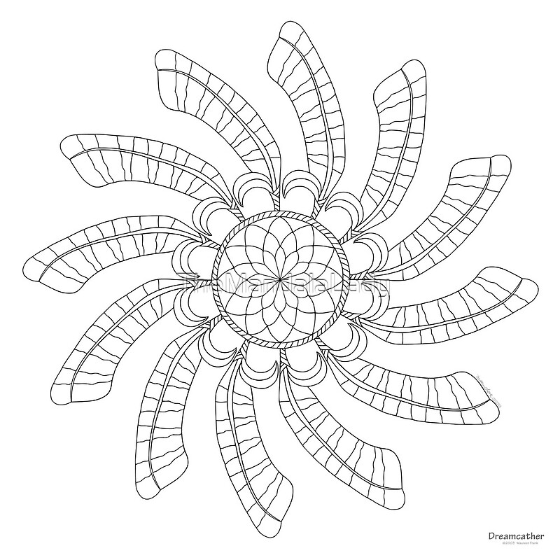 color your own mandala color your own black bears mandala coloring poster color own your mandala