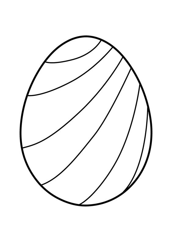 colorful easter egg pictures easter eggs coloring pages coloringpagesonlycom colorful egg pictures easter