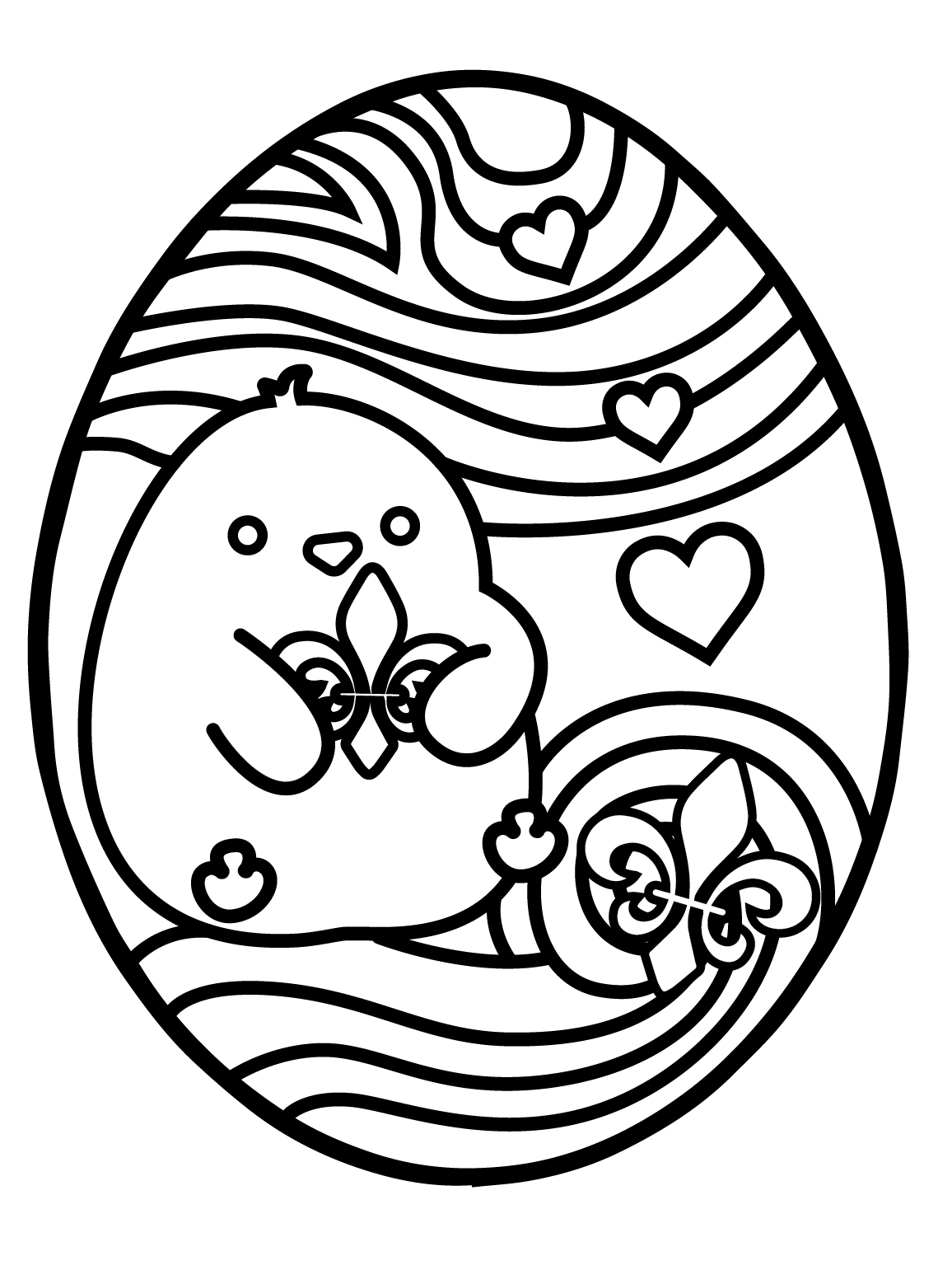 colorful easter egg pictures printable easter egg coloring pages for kids colorful egg easter pictures