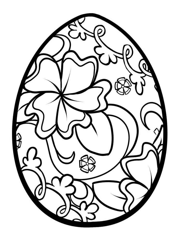 colorful easter egg pictures printable easter egg coloring pages for kids cool2bkids egg colorful pictures easter