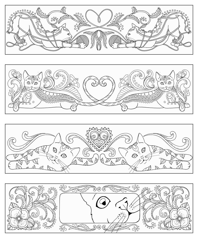 coloring animal bookmarks bookmarks on pinterest bookmarks printable bookmarks animal bookmarks coloring