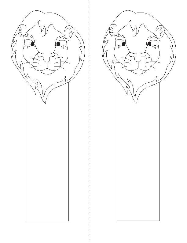 coloring animal bookmarks bookmarks to color animal coloring bookmarks children bookmarks animal coloring